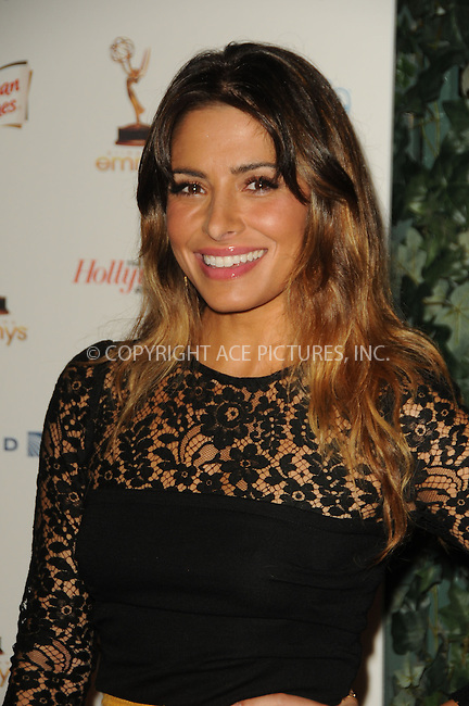 WWW.ACEPIXS.COM . . . . .  ....September 16 2011, LA....Sarah Shahi arriving at the 63rd Annual Emmy Awards Performers Nominee Reception held at Pacific Design Center on September 16, 2011 in West Hollywood, California. ....Please byline: PETER WEST - ACE PICTURES.... *** ***..Ace Pictures, Inc:  ..Philip Vaughan (212) 243-8787 or (646) 679 0430..e-mail: info@acepixs.com..web: http://www.acepixs.com
