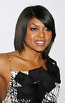 LOS ANGELES, CA. - January 24: Actress Taraji P. Henson arrives at the 20th Annual Producer's Guild Awards at the The Hollywood Palladium on January 24, 2009 in Los Angeles, California.