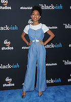 "10 June 2016 - Hollywood. Yara Shahidi. Arrivals forFYC Event For ABC's ""Black-ish"" held at Dave & Busters. Photo Credit: Birdie Thompson/AdMedia"