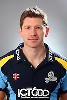 PICTURE BY VAUGHN RIDLEY/SWPIX.COM - Cricket - County Championship Div 2 - Yorkshire County Cricket Club 2012 Media Day - Headingley, Leeds, England - 29/03/12 - Yorkshire's Richard Pyrah.
