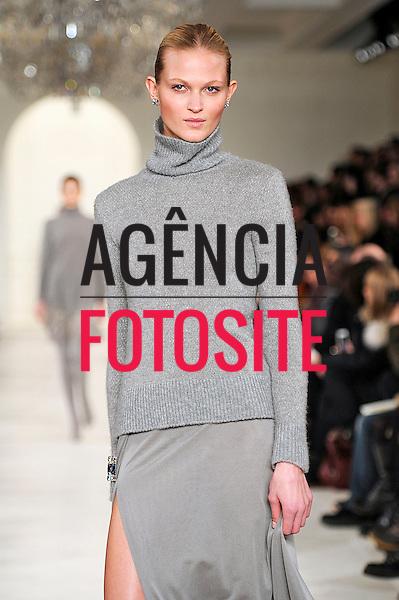 Nova Iorque, EUA &ndash; 02/2014 - Desfile de RAlph Lauren durante a Semana de moda de Nova Iorque - Inverno 2014. <br /> Foto: FOTOSITE