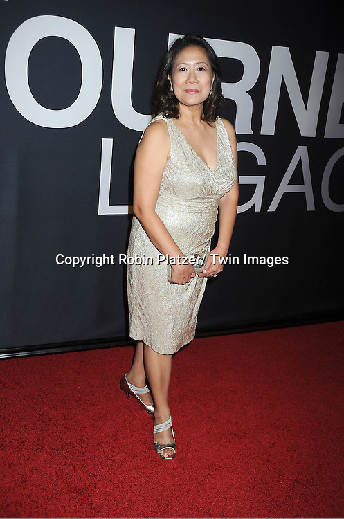 "Phillipino actress Madeline Nicolas attends the World Premiere of ""The Bourne Legacy"" on July 30, 2012 at The Ziegfeld Theatre in New York City. The movie stars Jeremy Renner, Rachel Weisz, Edward Norton, Stacy Keach, Dennis Boutsikaris and Oscar Isaac."