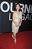 """Phillipino actress Madeline Nicolas attends the World Premiere of """"The Bourne Legacy"""" on July 30, 2012 at The Ziegfeld Theatre in New York City. The movie stars Jeremy Renner, Rachel Weisz, Edward Norton, Stacy Keach, Dennis Boutsikaris and Oscar Isaac."""