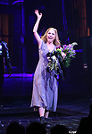 "Kerry Butler  during the Broadway Opening Night Performance Curtain Call for ""Beetlejuice"" at The Winter Garden on April 25, 2019 in New York City."