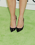 BURBANK, CA- OCTOBER 18: Actress Emily VanCamp (shoe detail) at the 2014 Environmental Media Awards at Warner Bros. Studios on October 18, 2014 in Burbank, California.