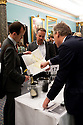 Wine trade and consumers alike, enjoying the Prosecco DOC Conegliano Valdobbiadene tasting, at the IoD. The event was organised by Eviva Communications, the lifestyle PR and marketing agency.
