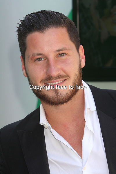 "Val Chmerkovskiy from ""Dancing with the Stars"" attends Procter & Gamble's ""Everyday Effect"" campaign with Loving Home hosted by Iams at Riverside Park's 72nd St. Dog Run in New York, 19.06.2013. Credit: Rolf Mueller/face to face"