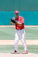Greg Gonzales, Fresno State Bulldogs.Photo by:  Bill Mitchell/Four Seam Images.