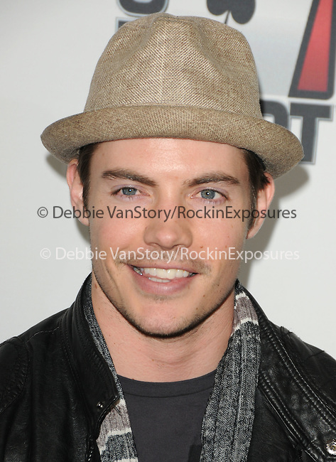 Josh Henderson at The World Poker Tour Celebrity Invitational Tournament held at The Commerce Casino in The City of Commerce, California on February 20,2010                                                                   Copyright 2010  DVS / RockinExposures