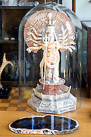 decorative Asian statuette