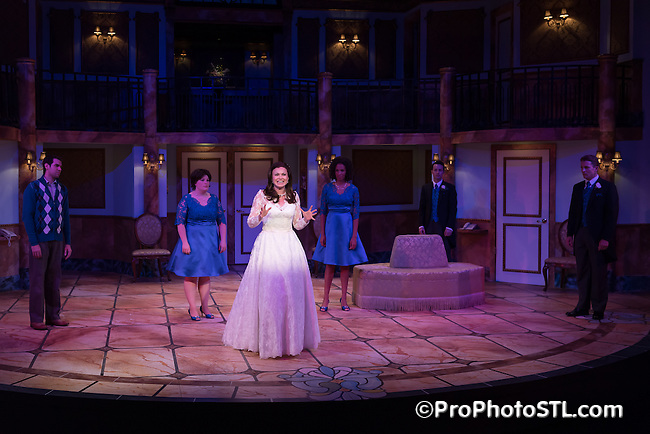"""It shoulda been you"" presented by STAGES St. Louis in Robert Reim Theater in Kirkwood, Missouri on June 2, 2016."