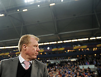 FUSSBALL   EUROPA LEAGUE   SAISON 2011/2012  ACHTELFINALE FC Schalke 04 - Twente Enschede                         15.03.2012 Trainer Steve McClaren (Enschede)