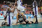 Basketball 1.Bundesliga 2008/2009, Walter Tigers Tuebingen - BG 74 Goettingen