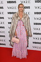 "LONDON, UK. October 31, 2018: Laura Bailey at the ""Widows"" special screening in association with Vogue at the Tate Modern, London.<br /> Picture: Steve Vas/Featureflash"