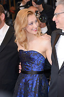 "Sarah Gadon attending the ""Cosmopolis"" Premiere during the 65th annual International Cannes Film Festival in Cannes, France, 25.05.2012...Credit: Timm/face to face /MediaPunch Inc. ***FOR USA ONLY***"