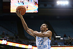 24 October 2014: North Carolina's Isaiah Hicks. The University of North Carolina Tar Heels played the Fayetteville State University Broncos in an NCAA Division I Men's basketball exhibition game at the Dean E. Smith Center in Chapel Hill, North Carolina. UNC won the exhibition 111-58.