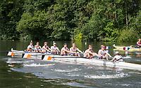 Henley Royal Regatta, Henley on Thames, Oxfordshire, 28 June - 2 July 2017.  Friday  10:31:14   30/06/2017  [Mandatory Credit/Intersport Images]<br /> <br /> Rowing, Henley Reach, Henley Royal Regatta.<br /> <br /> The Temple Challenge Cup<br />  University of Groningen, Netherlands