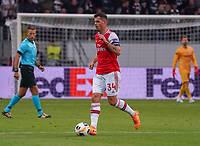 Granit Xhaka (Arsenal London) - 19.09.2019:  Eintracht Frankfurt vs. Arsenal London, UEFA Europa League, Gruppenphase, Commerzbank Arena<br /> DISCLAIMER: DFL regulations prohibit any use of photographs as image sequences and/or quasi-video.