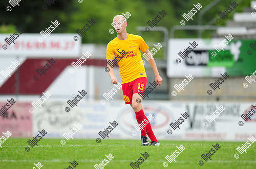 2014-07-04 / Voetbal / seizoen 2014-2015 / KFC Oosterzonen / Jasper Janssens<br /><br />Foto: mpics.be