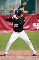 BASEBALL - ELITE - CLERMONT-FERRAND (FRANCE) - STADE DES CEZEAUX - 01/05/2008 -  .JONATHAN DECHELLE (STADE TOULOUSAIN)