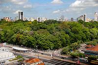 Bosque Rodrigues Alves na av Almirante Barroso.<br /> Belém, Pará, Brasil.<br /> Foto Ney Marcondes