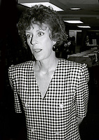 Carol Burnett 1986<br /> Photo By John Barrett/PHOTOlink