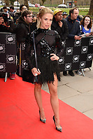 Gaby Allen arriving for TRIC Awards 2018 at the Grosvenor House Hotel, London, UK. <br /> 13 March  2018<br /> Picture: Steve Vas/Featureflash/SilverHub 0208 004 5359 sales@silverhubmedia.com