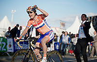 UCI Road World Championships.Limburg 2012.Women Elite Race