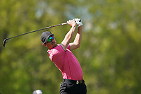 Alexander Bjork (SWE) on the 4th fairway during the 1st round at the PGA Championship 2019, Beth Page Black, New York, USA. 17/05/2019.<br /> Picture Fran Caffrey / Golffile.ie<br /> <br /> All photo usage must carry mandatory copyright credit (&copy; Golffile | Fran Caffrey)
