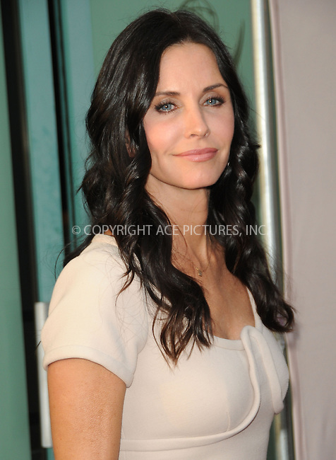 WWW.ACEPIXS.COM . . . . . ....April 20 2011, Los Angeles....Actress Courteney Cox arriving at The Academy of Television Arts & Sciences presents an evening with 'Cougar Town' held at the Leonard H. Goldenson Theatre on April 20, 2011 in North Hollywood, CA. ....Please byline: PETER WEST - ACEPIXS.COM....Ace Pictures, Inc:  ..(212) 243-8787 or (646) 679 0430..e-mail: picturedesk@acepixs.com..web: http://www.acepixs.com