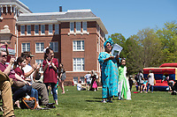 International Fiesta 2017 - Drill Field festival.<br />  (photo by Megan Bean / &copy; Mississippi State University)