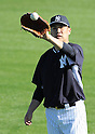 Masahiro Tanaka (Yankees),<br /> FEBRUARY 18, 2014 - MLB :<br /> New York Yankees spring training camp in Tampa, Florida, United States. (Photo by AFLO)