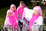 PINK AND FLUFFY: Getting ready for their annual Pink and Fluffy event for breast cancer on Saturday October 27th in the Manor Inn Killorglin were: Caroline Angell,  Claire O'Neill, Michael O'Shea and Deirdre Galvin.