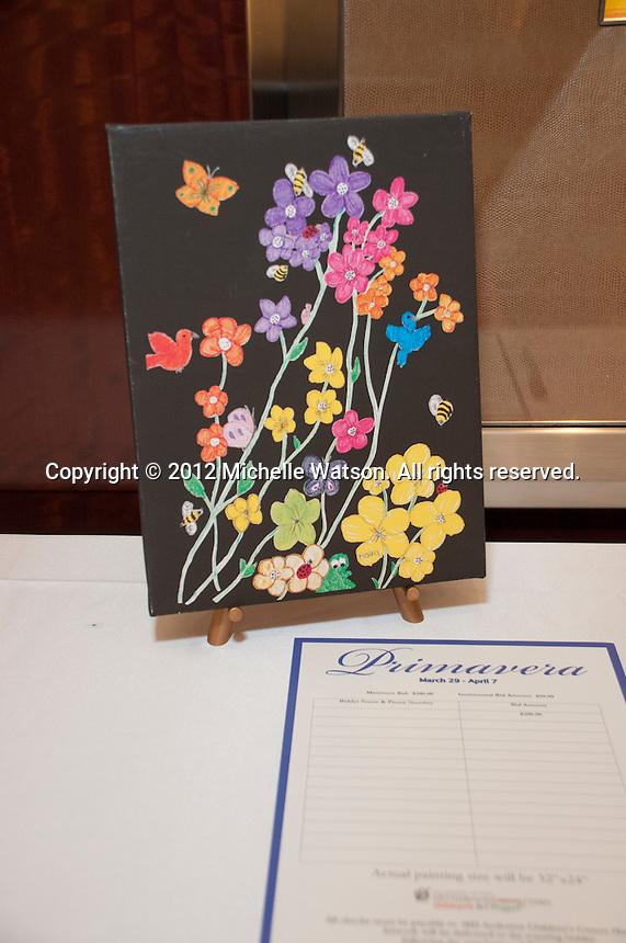 Houston Galleria Primavera at Tiffany's