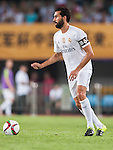 Alvaro Arbeloa of Real Madrid CF in action during the FC Internazionale Milano vs Real Madrid  as part of the International Champions Cup 2015 at the Tianhe Sports Centre on 27 July 2015 in Guangzhou, China. Photo by Hendrik Frank / Power Sport Images