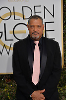 Laurence Fishburn at the 74th Golden Globe Awards  at The Beverly Hilton Hotel, Los Angeles USA 8th January  2017<br /> Picture: Paul Smith/Featureflash/SilverHub 0208 004 5359 sales@silverhubmedia.com