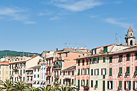 City Skyline, Santa Margherite Ligure, Italy