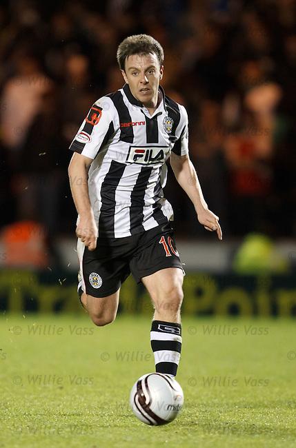 Paul McGowan, St Mirren
