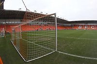 Blackpool Football Club's Bloomfield Road Stadium<br /> <br /> Photographer Mick Walker/CameraSport<br /> <br /> The EFL Sky Bet League One - Blackpool v Bristol Rovers - Saturday 13th January 2018 - Bloomfield Road - Blackpool<br /> <br /> World Copyright &copy; 2018 CameraSport. All rights reserved. 43 Linden Ave. Countesthorpe. Leicester. England. LE8 5PG - Tel: +44 (0) 116 277 4147 - admin@camerasport.com - www.camerasport.com