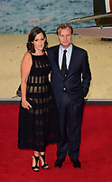 www.acepixs.com<br /> <br /> July 13 2017, London<br /> <br /> Emma Thomas &amp; Christopher Nolan arriving at the world premiere of 'Dunkirk' at the Odeon Leicester Square on July 13, 2017 in London, England<br /> <br /> By Line: Famous/ACE Pictures<br /> <br /> <br /> ACE Pictures Inc<br /> Tel: 6467670430<br /> Email: info@acepixs.com<br /> www.acepixs.com
