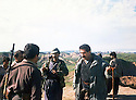 Iraq 1997 .Kosrat Rasul, between  Degala and Koysanjak during the fighting between the 2 parties KDP and PUK  .Irak 1997 .Kosrat Rasoul entre Degala et Koysanjak , a l'epoque des combats entre le PDK et UPK