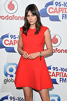 Lilah Parsons<br /> at the Capital Radio Summertime Ball 2016, Wembley Arena, London.<br /> <br /> <br /> ©Ash Knotek  D3132  11/06/2016