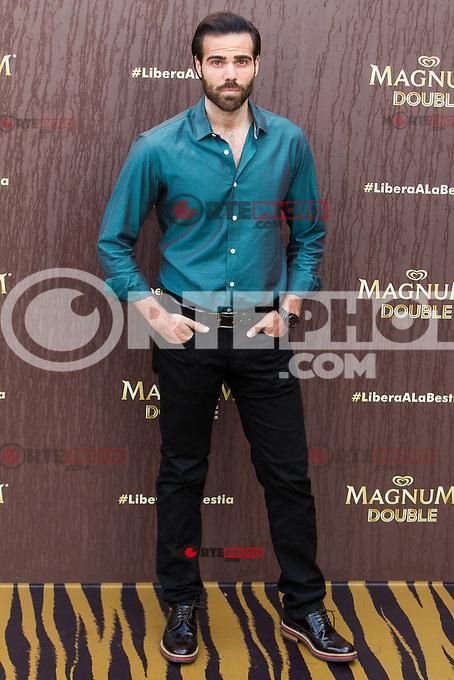 Angel Caballero during the launch party for the new range of Magnum ice cream at  ME Hotel Reina Victoria. Jun 15,2016. (ALTERPHOTOS/Rodrigo Jimenez) /NortePhoto.com