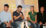 Jeff Branson - Daniel Cosgrove - Gina Tognoni - Frank Dicopoulos - So Long Springfield celebrating 7 wonderful decades of Guiding Light Event (Saturday afternoon) come to see fans at the Hyatt Regency Pittsburgh International Airport, in Pittsburgh, PA. during the weekend of October 24 and 25, 2009. (Photo by Sue Coflin/Max Photos)