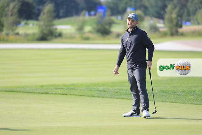 Andy Sullivan (ENG) during the second round of the Porsche European Open , Green Eagle Golf Club, Hamburg, Germany. 06/09/2019<br /> Picture: Golffile | Phil Inglis<br /> <br /> <br /> All photo usage must carry mandatory copyright credit (© Golffile | Phil Inglis)
