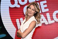 Milano 06/09/2017 - photocall trasmissione Tv Quelli che il calcio / foto Daniele Buffa/Image/Insidefoto <br /> nella foto: Mia Ceran
