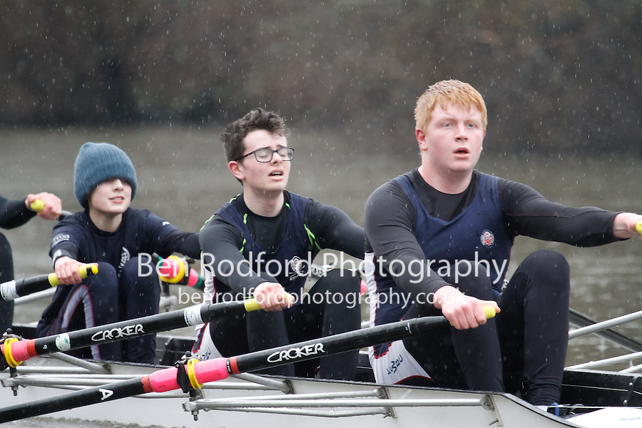 Crew: 1 - Kings Sch Worcs - NOV.4x-<br /> <br /> Head of the Severn (University of Worcester) 2017<br /> <br /> To purchase this photo, or to see pricing information for Prints and Downloads, click the blue 'Add to Cart' button at the top-right of the page.