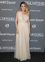 CULVER CITY - NOVEMBER 10:  Lauren Conrad at The 2018 Baby2Baby Gala Presented By Paul Mitchell Event on November 19, 2018 at 3Labs in Culver City, California. (Photo by Scott Kirkland/PictureGroup)