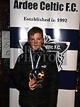 Ardee Celtic Juvenile Awards 2019