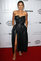 LOS ANGELES, CA, USA - NOVEMBER 08: Serinda Swan arrives at the Unlikely Heroes' 3rd Annual Awards Dinner And Gala held at the Sofitel Hotel on November 8, 2014 in Los Angeles, California, United States. (Photo by Celebrity Monitor)